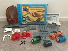 THOMAS & FRIENDS THOMAS BIG LOADER TRACK PLAYSET TOMY