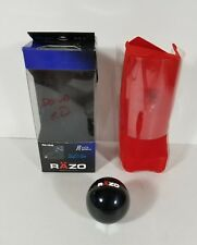 RAZO RA102 Shift Knob Shifknob Gear Lever 46g Black Resin Ball Carmate JDM New