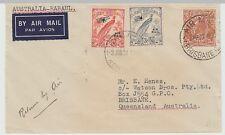 1938 Brisbane-Rabaul COVER