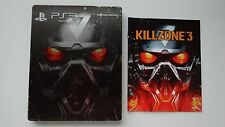 Killzone 3 Complet Steelbook Boite Métal sur PS3 !!!!