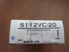 Enginetech S112VC20 Engine Valve Stem Oil Seal Set Qty 20 NOS (11C2-2)