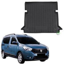 Kofferraumwanne für Dacia Dokker Stepway Hochdachkombi 2012-5Sitze