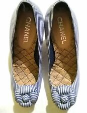 Authentic Chanel camella wedge with corkheels sz 36C---  SALE!!!!