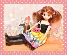 ��Takara Licca-chan Rika-chan's Friend Ld-29 Sakura-Chan Fashion Doll Japan��