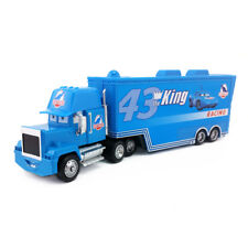 Disney Pixar Car Mack No.43 King Truck Diecast Toy Car 1:55 Loose New In Stock