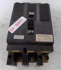 Square D 50A 3-Pole Circuit Breaker 992350