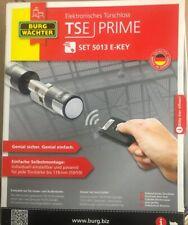 BURG-WÄCHTER TSE PRIME Set 5013 E-KEY Ovp&Neu