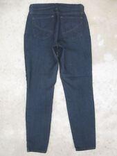 NYDJ Super Skinny Ankle Jeans Lift Tuck High Waist USA Sz 6 EUR 36