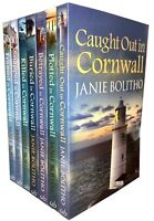 Janie Bolitho The Rose Trevelyan Series 7 Books Collection Set Pack NEW