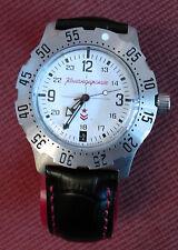 Wrist Automatic Watch VOSTOK KOMANDIRSKIE Mens Fashion Commander Military 350514