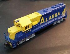 NTAGE Bachmann HO Scale #63548 - Alaska EMD GP40/49 Diesel Locomotive #3015
