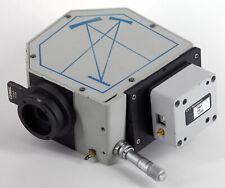 Spectrometer Newport Oriel Multispec MS125 77400 + 77411 Grating 78854 Detector
