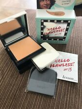 Benefit Hellow Flawless Custom Powder Foundation - Amber - New