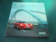 Ferrari 2004 Challenge Stradale Hardcover Media Brochure / Prospekt # 1919/03