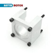 Nema23 Stepper Motor Mount Bracket Cutter installation Block+4pcs Screws CNC Kit