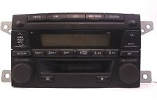 original Clarion Autoradio für Mazda Premacy CB81669S0 MC Player Radio KFZ