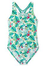 Schiesser Aqua LF40+ Girl Bathing Suit Swimsuit Size Size 140 152 164