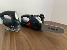 2016 Bosch Klein Chainsaw With Lights And Sounds, Chain Rotates + Extra Saw