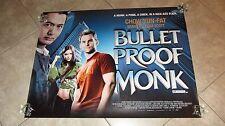 Bullet Proof Monk movie poster - Chow Yun Fat, Sean William Scott