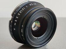 Voigtlander 25mm f/4 Snapshot Skopar lens Leica LTM L39 screw