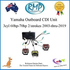 New CDI Unit Suits Yamaha 60hp-70hp 2003-thru-2019 # R 6H2-85540-12-00  Warranty