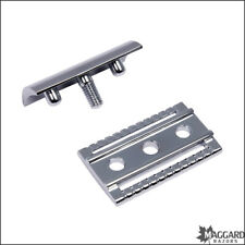 Safety Razor Replacement Head Maggard Razors Chrome V3A Closed Comb