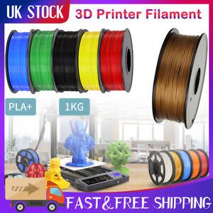 Premium 3D Printer Filament 1kg/2.2lb 1.75mm PLA + TPU Wood Filament Printer UK