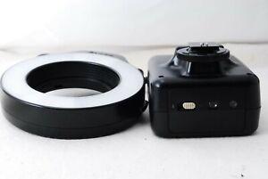 Canon Ring Lite ML-3 Flash Microlight MACRO FLASH from JAPAN [Exc+++++]