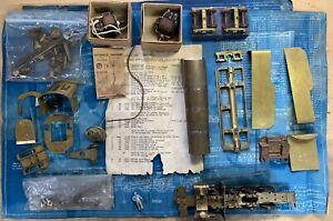 O Gauge 2-8-0 Consolidation Brass Locomotive Kit [1949] Pearce Tool Co. BP-401