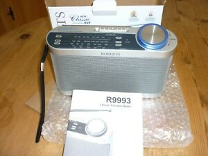 Roberts Classic 993 AM/FM Radio - R9993