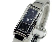 Gucci Boots Diamond Stainless Steel Watch YA109505