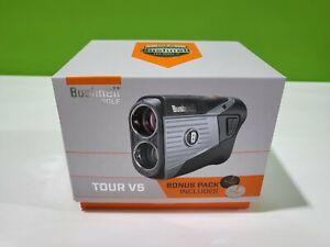 Bushnell Tour V5 Slim Entfernungsmesser 2021 silber/schwarz 029757007728