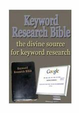 Keyword Research Bible by Nishant Baxi (2016, Paperback, Large Type)