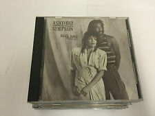 ASHFORD AND SIMPSON Real Love  USA CD 1986 Capitol Records CDP 7 46368 2 MINT
