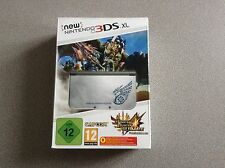 New 3DS XL Collector MONSTER HUNTER 4 = NEUF