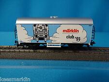 Marklin 4415 Märklin Club Car 1991 Benelux