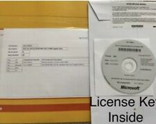 Brand New ,SQL Server Standard 2017  16 CPU Cores License Key DVD & COA