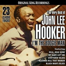 CD - John Lee Hooker - I'm The Boogie Man