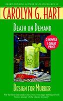 Death on Demand/Design for Murder by Carolyn G. Hart