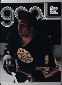 2/21/76 BOSTON BRUINS@NEW YORK ISLANDERS GAME PROGRAM UNSCORED