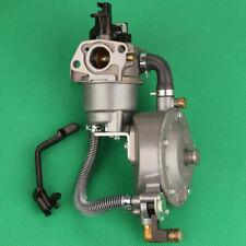 Carburetor Carb For Honda 168F GX160 Dual Fuel LPG NG Conversion Water Pump