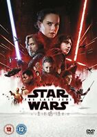 Star Wars The Last Jedi [DVD] [2017] Sent Sameday*