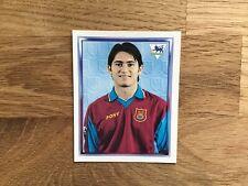 Merlin 1998 Sticker Premier League Frank Lampard Rookie sticker MINT 472