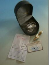 RS0217-364: Longines Schweiz Quarz Damen Armbanduhr 90er