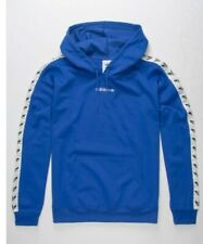Blue & White Adidas TNT Trefoil Pullover Hoodie (GREAT CONDITION)