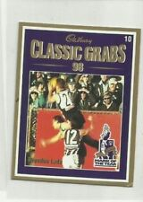 Classic Single AFL & Australian Rules Football Trading Cards