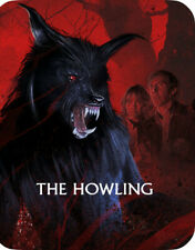 The Howling (1981 Dee Wallace) (SteelBook) BLU-RAY NEW