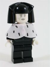 LEGO STAR WARS NABOO BLACK PADME QUEEN AMIDALA MINIFIGURE - MADE OF GENUINE LEGO