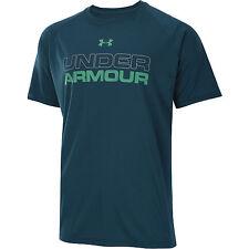 under armour mens core training heatgear short sleeve shirt green eagles sizes