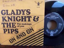 "7"" GLADYS KNIGHT & THE PIPS - On and on - VG+/VG+ - BUDDAH - 630-002 - HOLLAND"